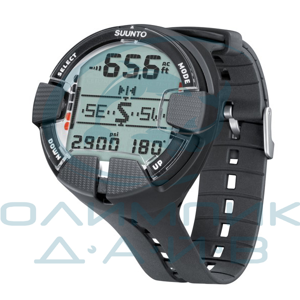 Suunto Vyper Air Black с интерфейсом USB